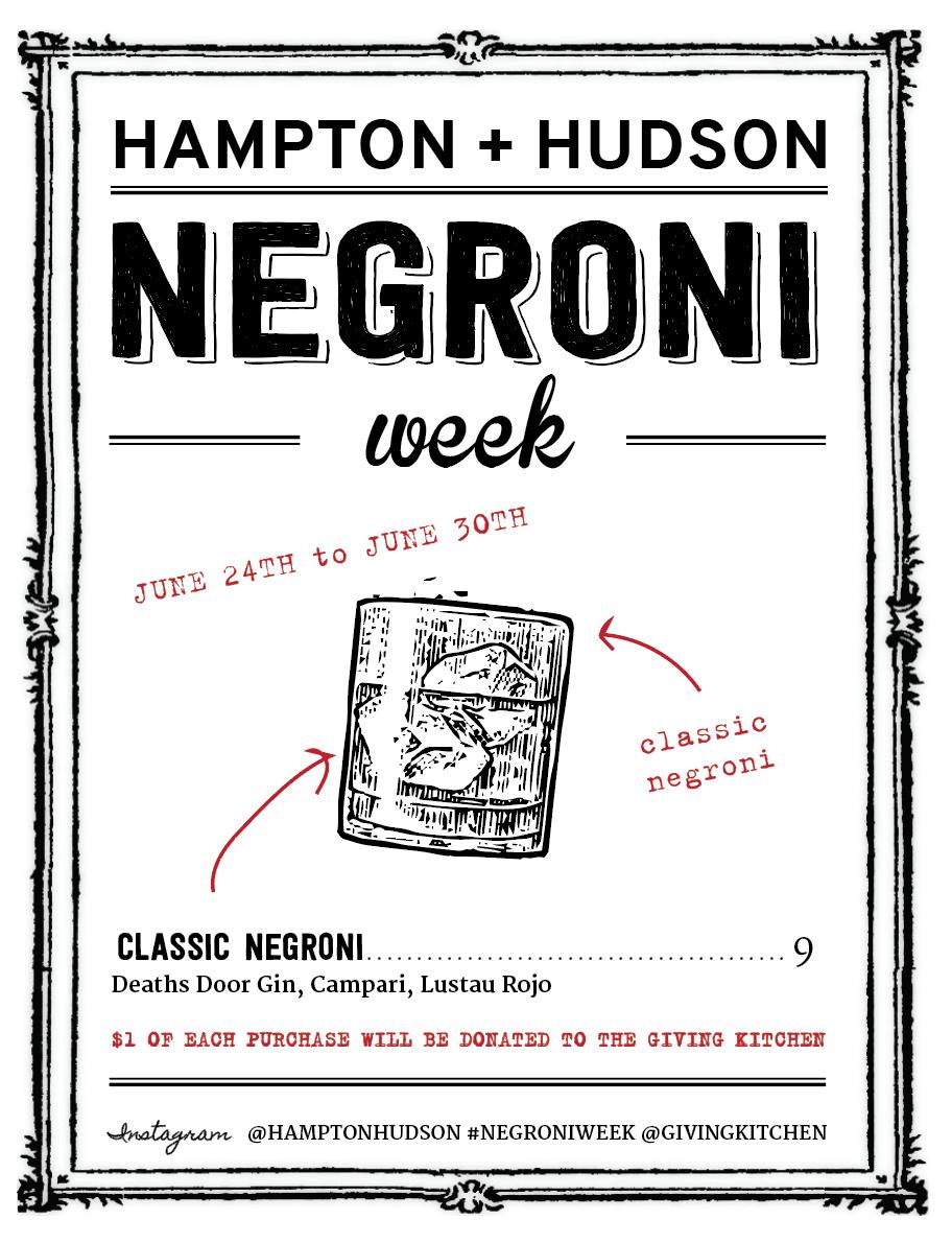 New Events — Hampton + Hudson