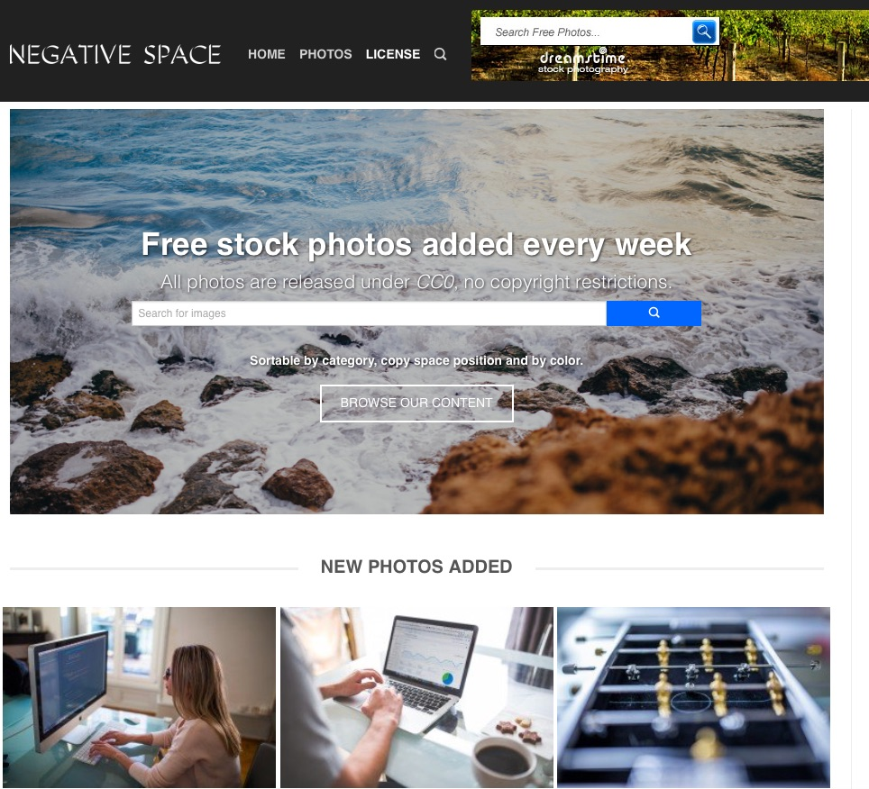 negativespace.co