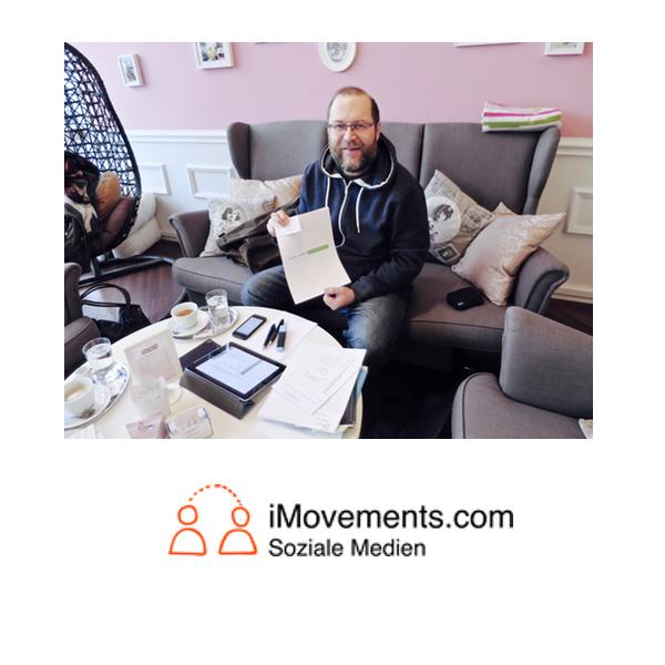 iMovements - Michael Tavernaro - Sprechstunde