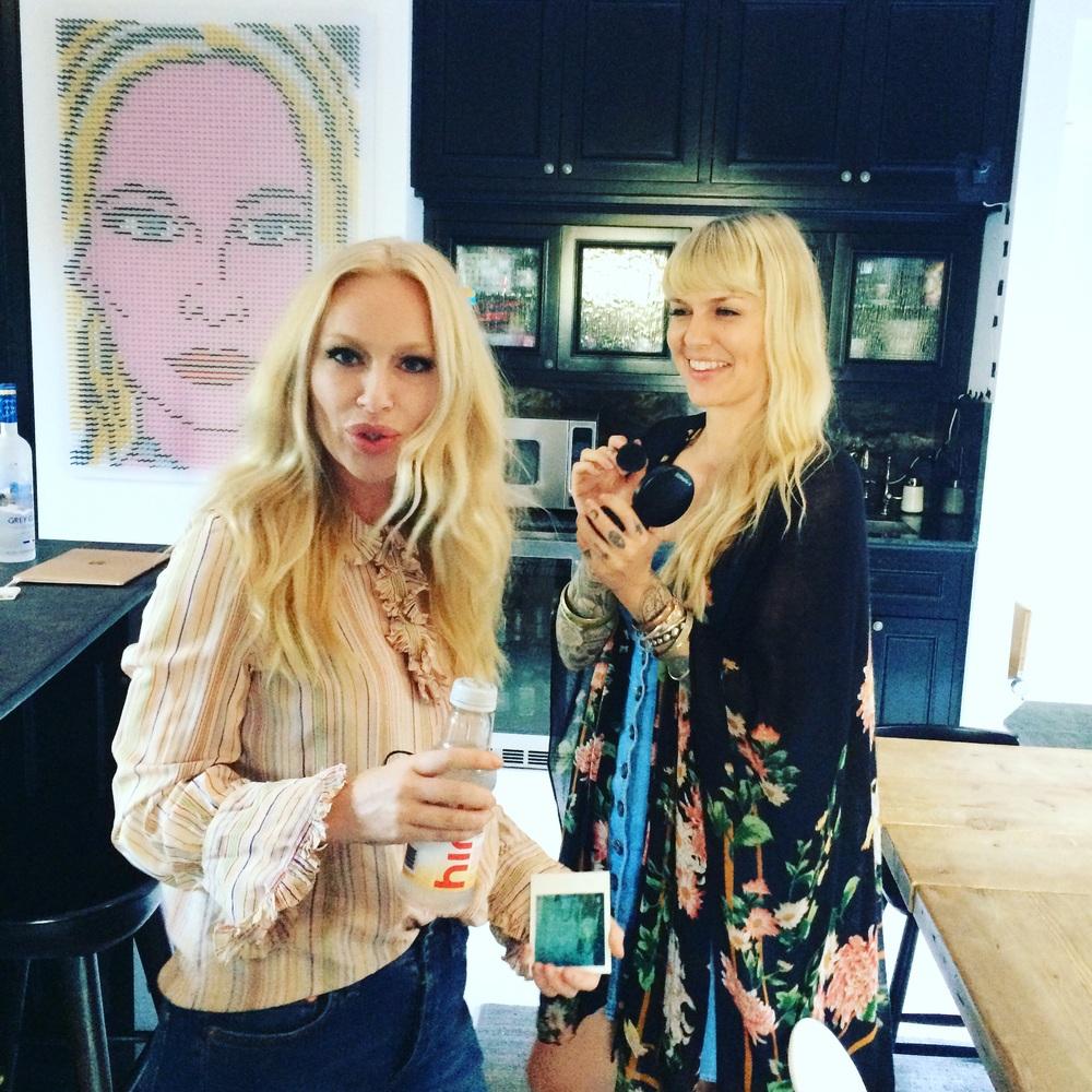 Isabel Adrian & Debbie G