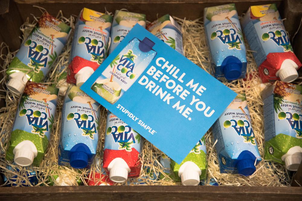 Winter älskar kokosvatten mer än någon annan dricka - Kan det här bli bättre?