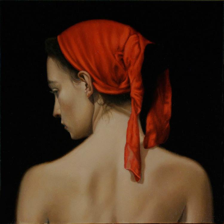 Headscarf - SOLD