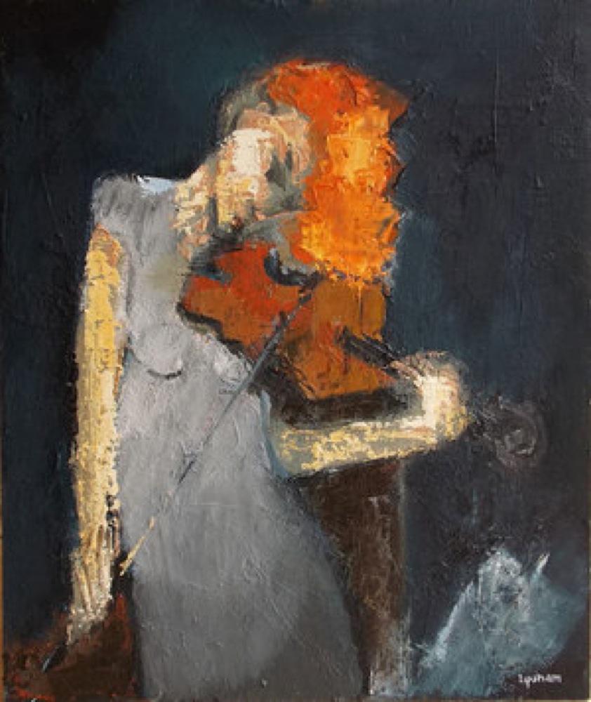 Violinist - SOLD