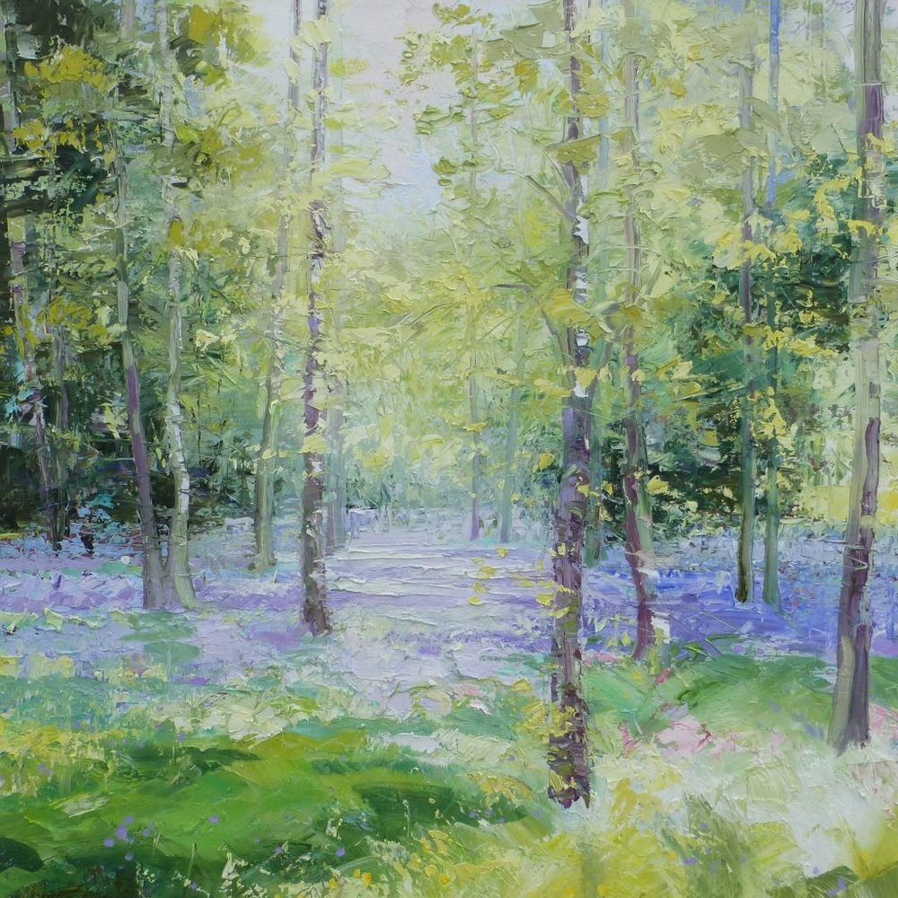 Bluebell Wood - SOLD