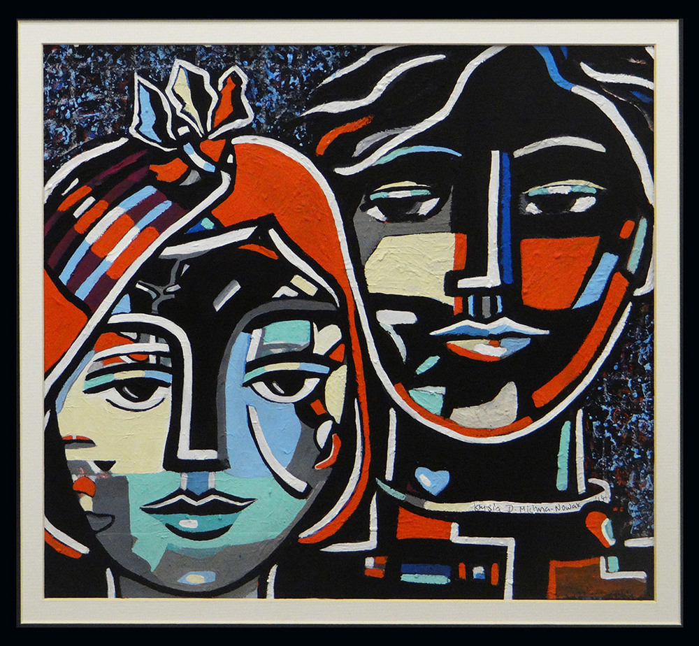 The Inseparable Couple - SOLD