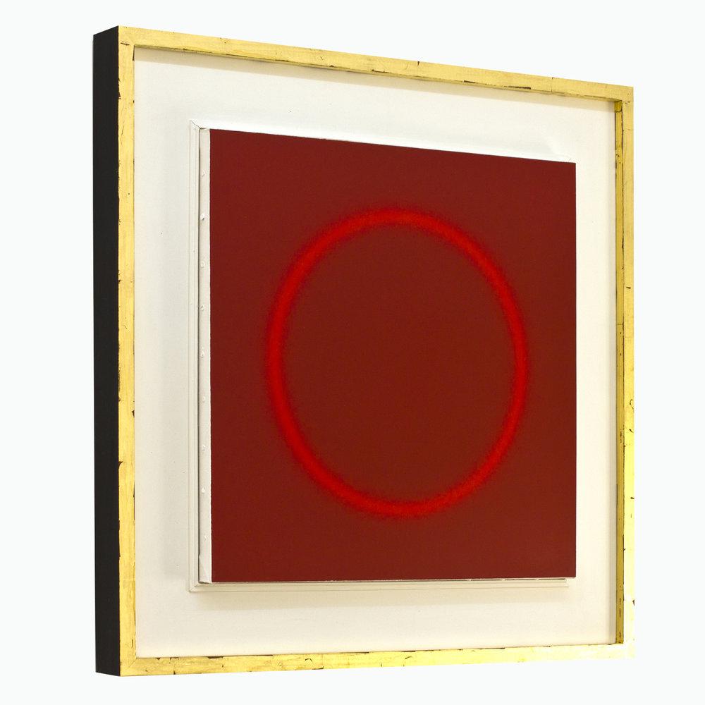 Element Red - 80x80cm