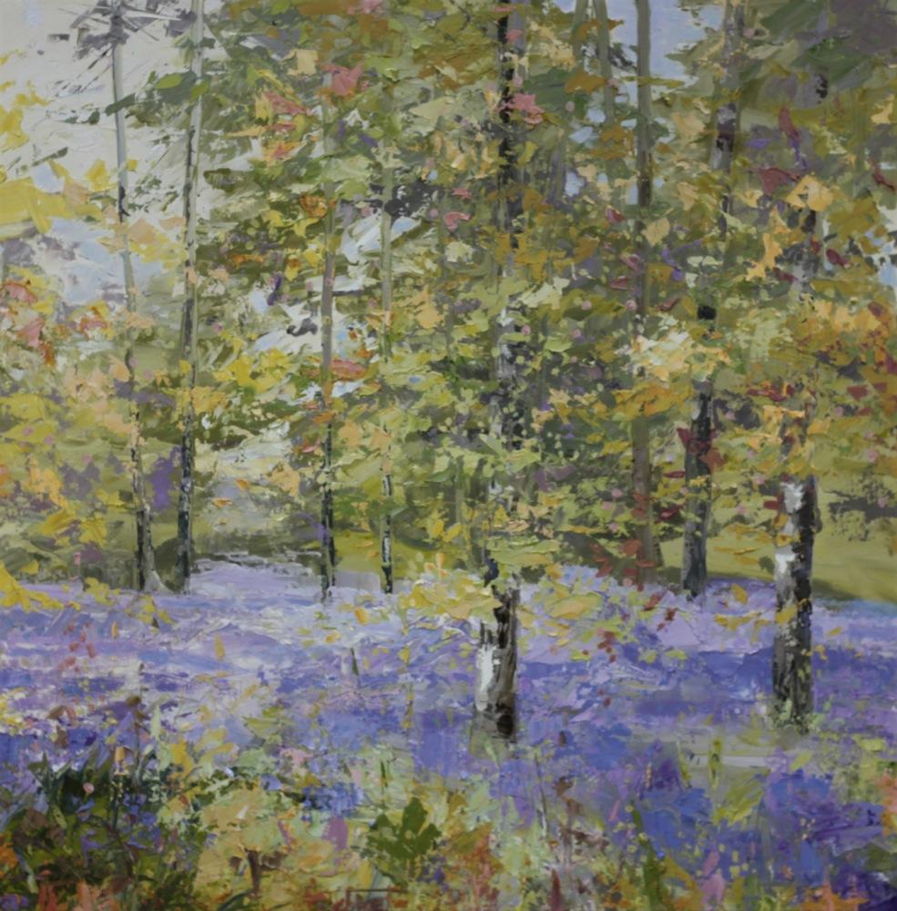 Woodland Blue - SOLD