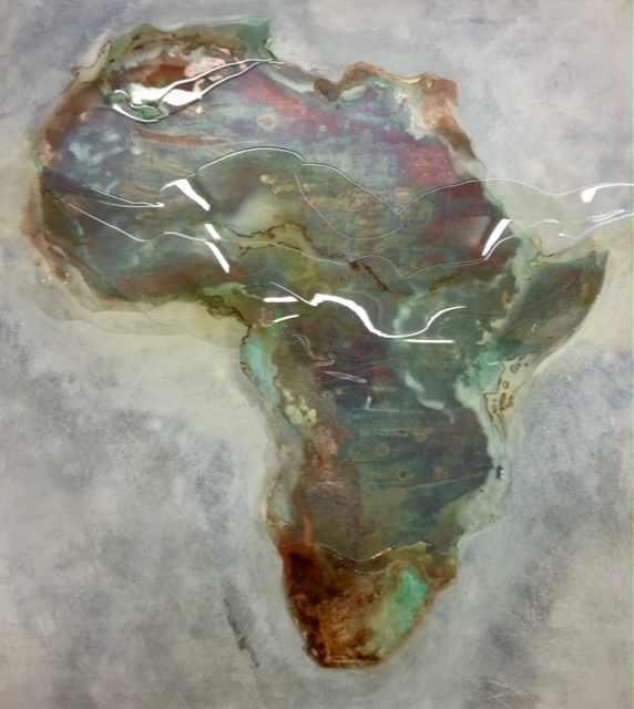 Africa - Metallique (SOLD)