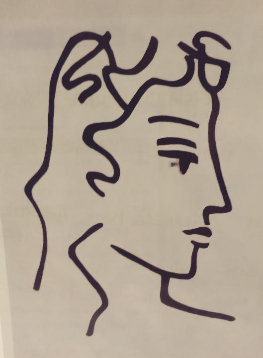 Profile Helen of Troy - SOLD