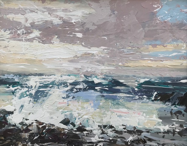 Sea Wind - 66cm x 56cm