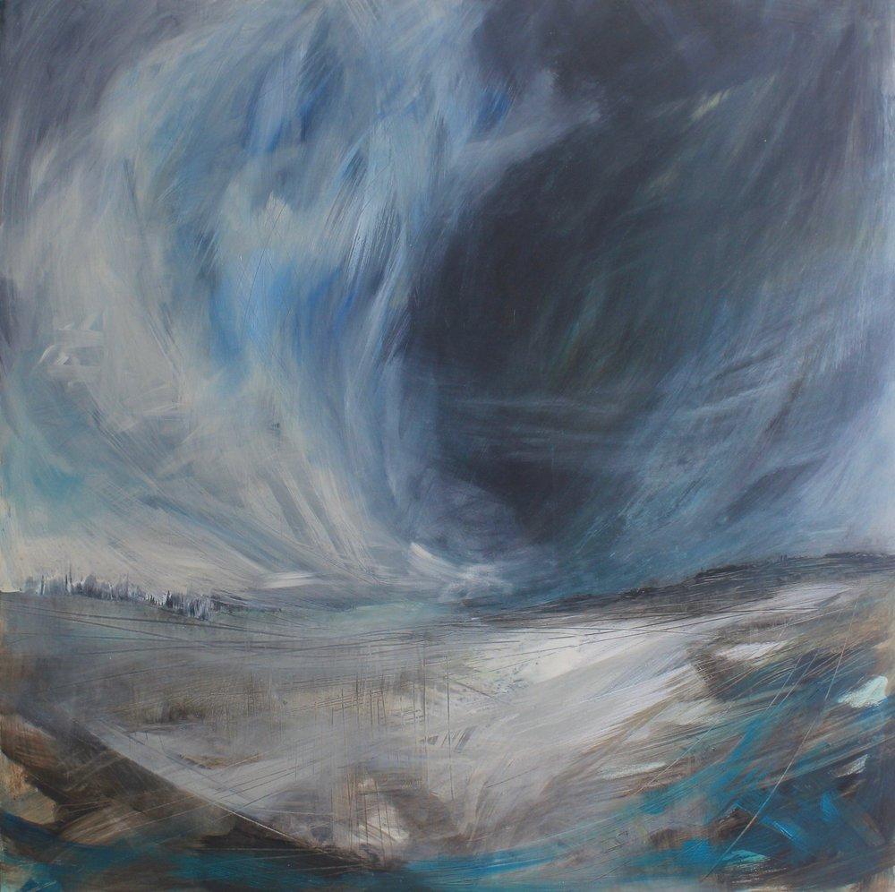 Landscape 1 - 111cm x 111cm