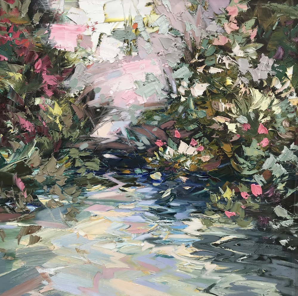 River and Sage 80cm - 80cm (Unframed)