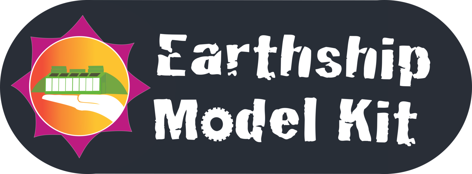 Earthship Model Kit