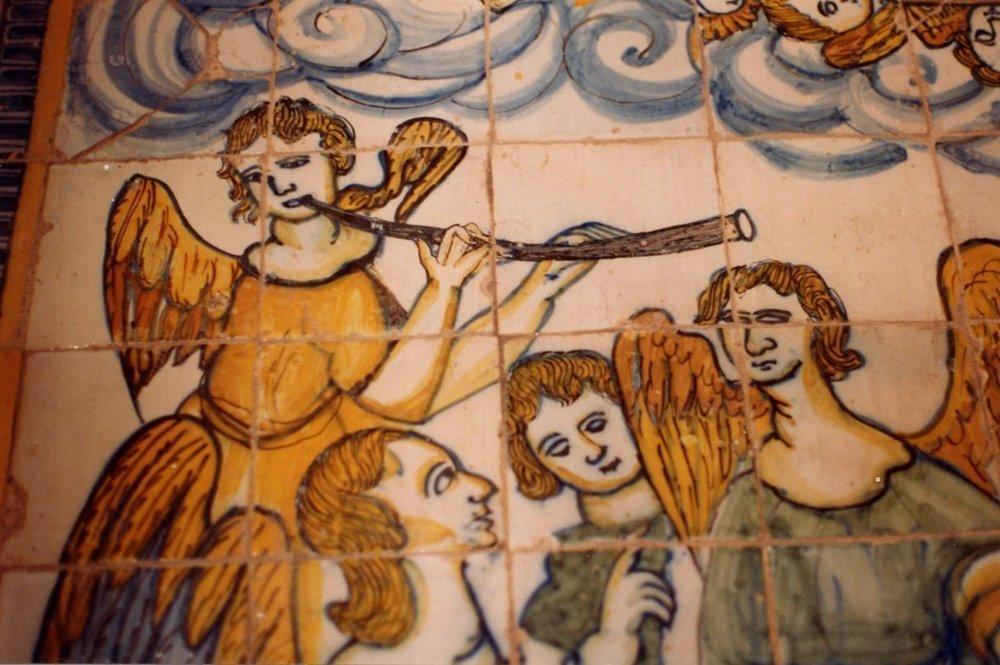 Atalaia, Portugal. Detail