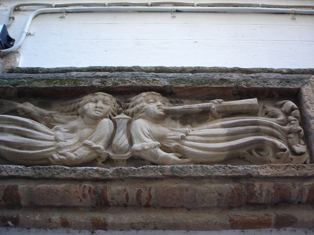 Bas relief, Seville. Submitted by William Dongois.