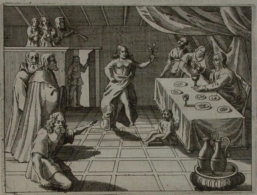 1661 anoniem uit Vondel, tooneel des menschelikken levens Contributed by Marleen Leicher.