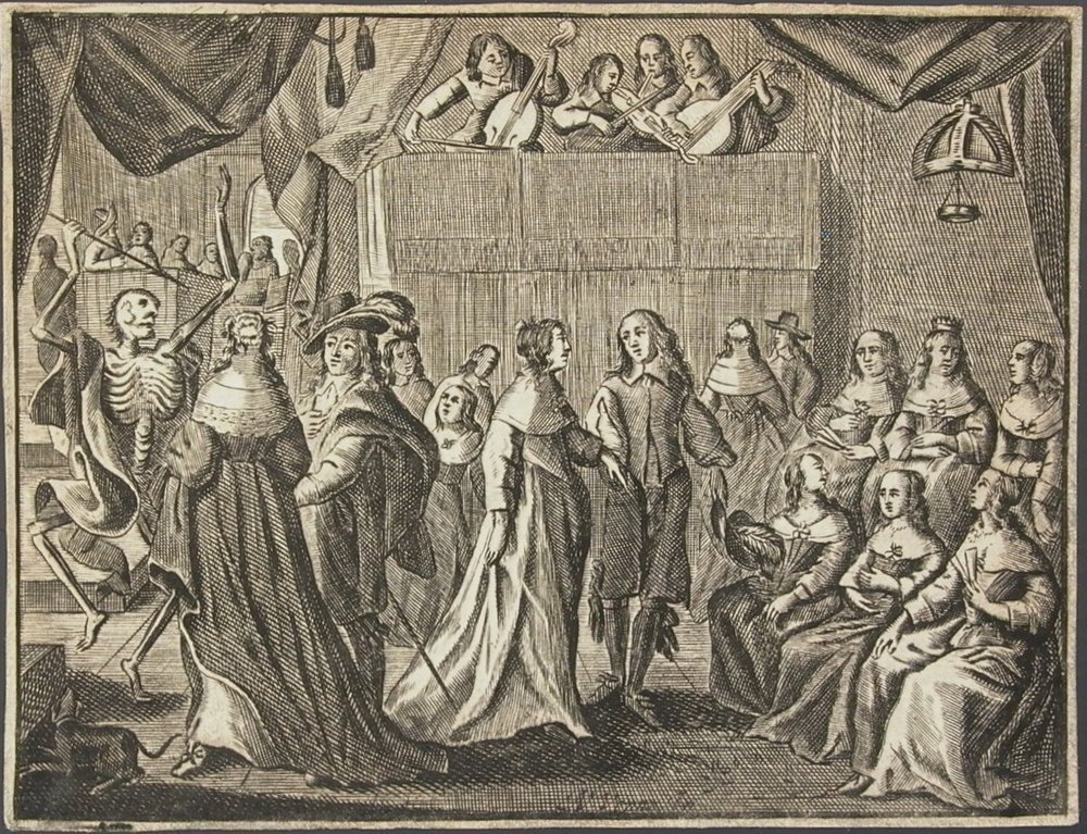 1690 Venne A.v.d. Dodendans