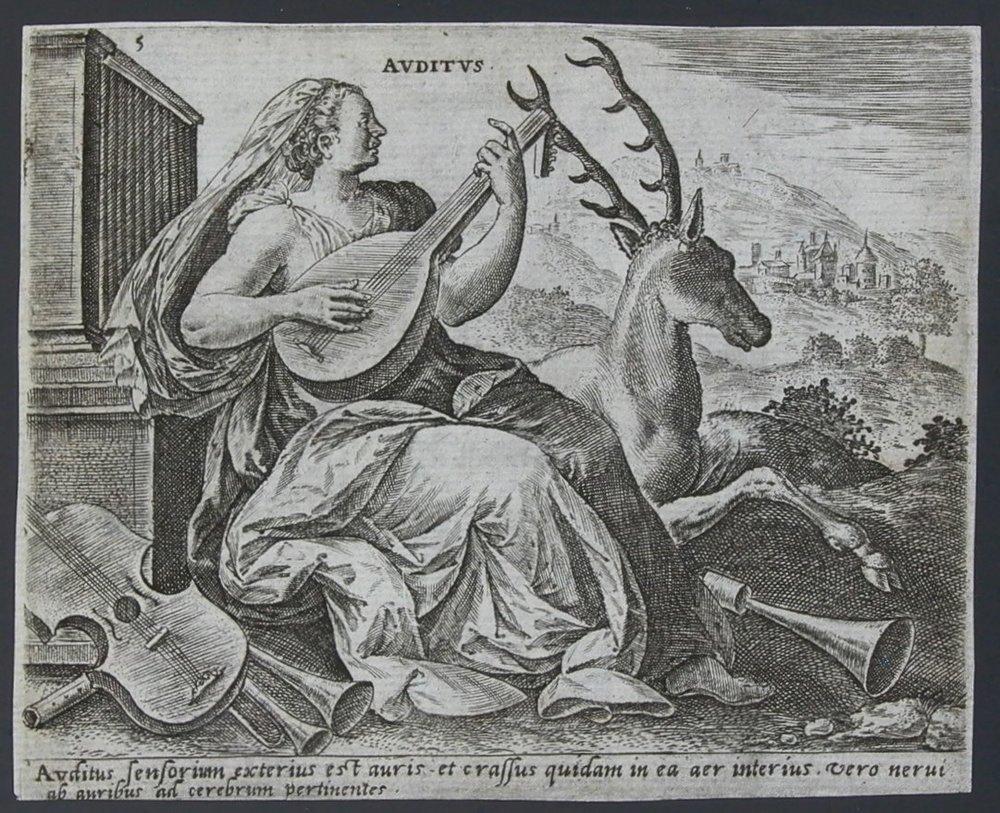 1600 Anoniem, Auditus
