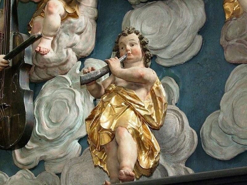 Hochaltar von St. Martin in Illertissen von Christoph Rodt. Contributed by Ricardo Simian