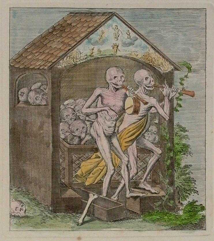 1820 Nadruk Chovin Merian, Dodendans Contributed by Marleen Leicher.