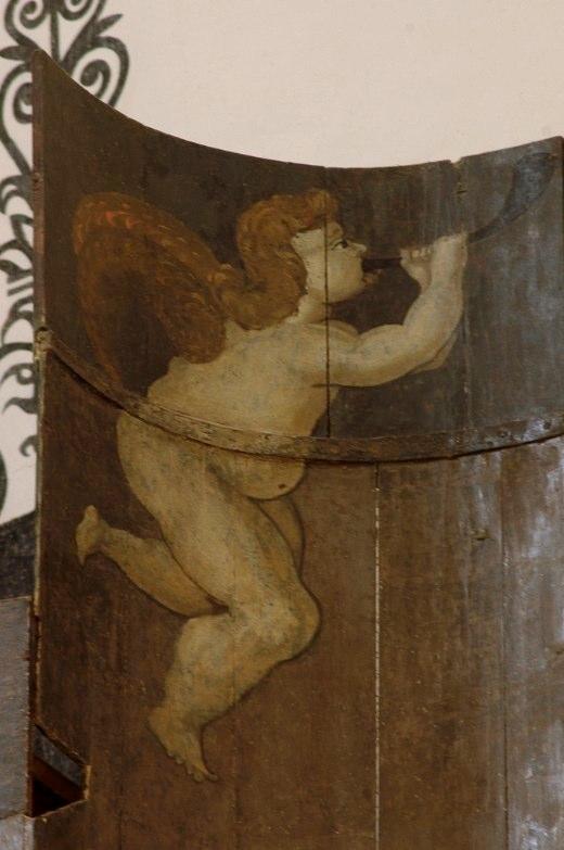 Detail, Hattern.