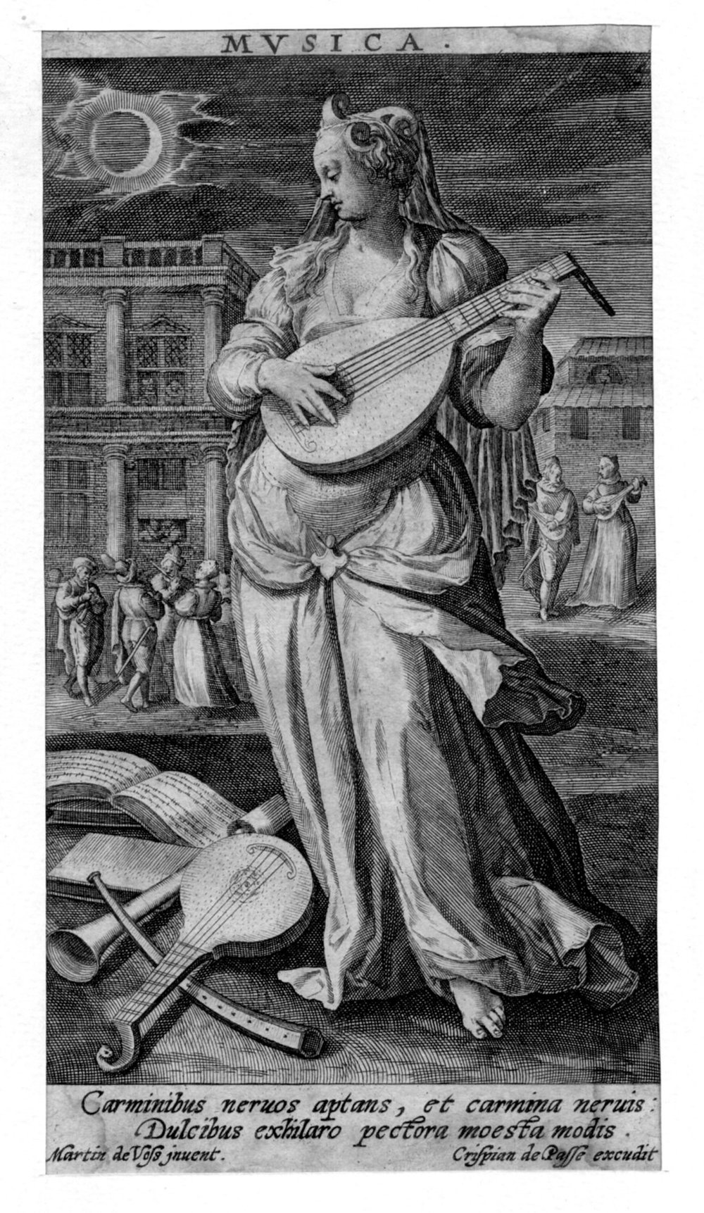 Martijn de Vos and Crispian de Passe, Musica