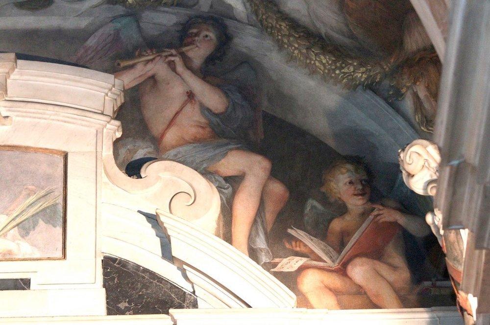 Le Cure, Florence, Santa Annunziata