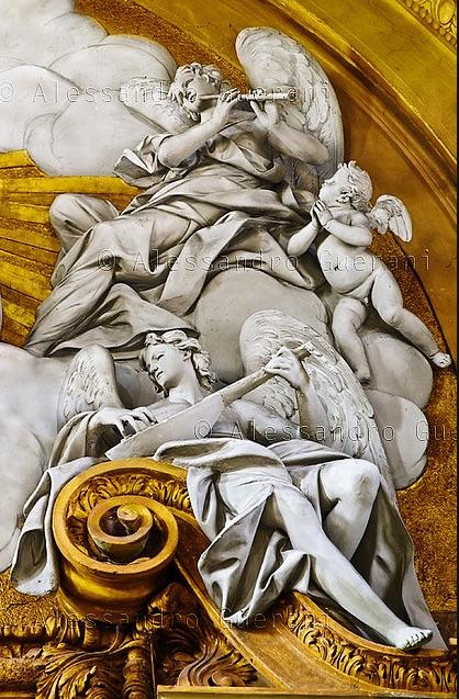 Giuseppe Maria Mazza (1653-1741), altare maggiore, Corpus Domini, Bologna