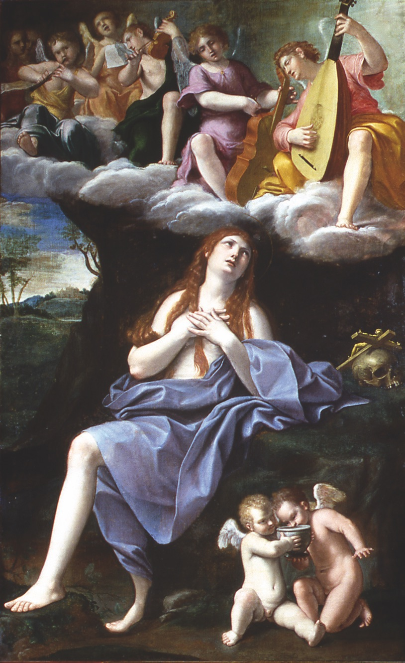Lucio Massari (1569-1633). Maddalena penitente.