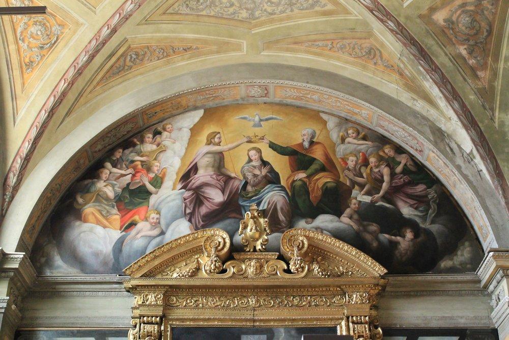 Romano di Lombardia, Chiesa di S. Fedele.