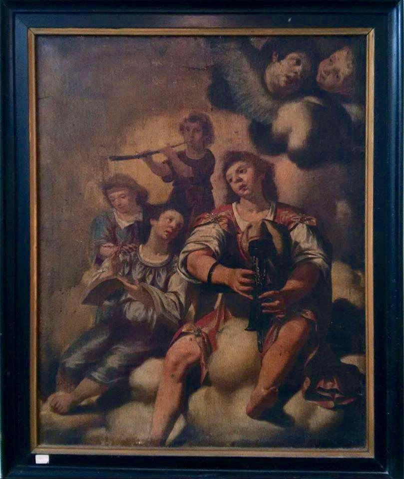 Paolo Domenico Finoglio (1590-1645).