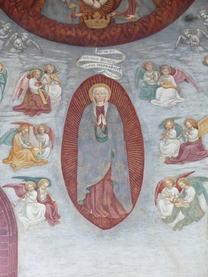 Abbazia di Mirasole. Dated 1470-80.