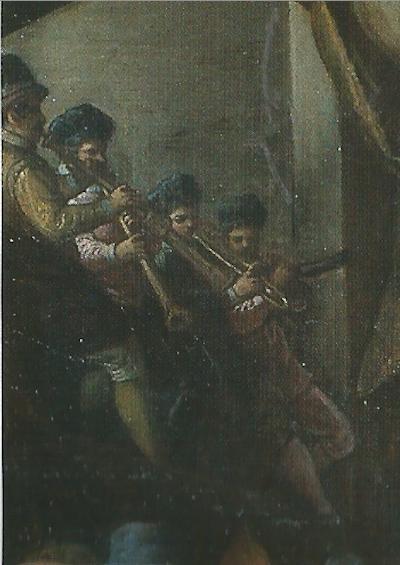 Att. Paolo Fiammingo (Pauwels Franck), c. 1585.