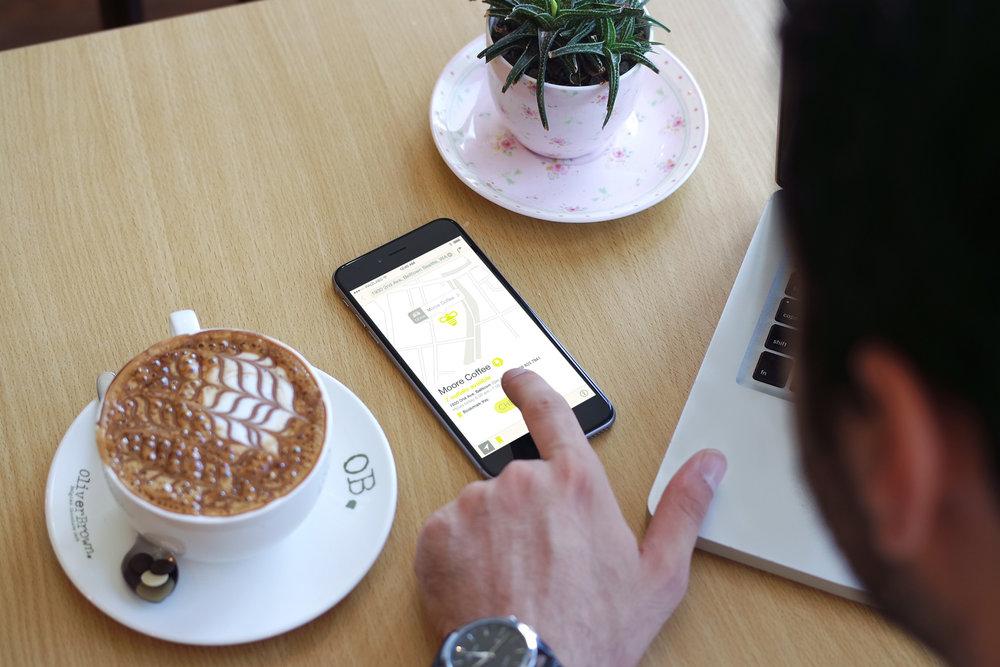 Buzy App Design