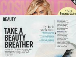 Cosmopolitan Magazine February 2016