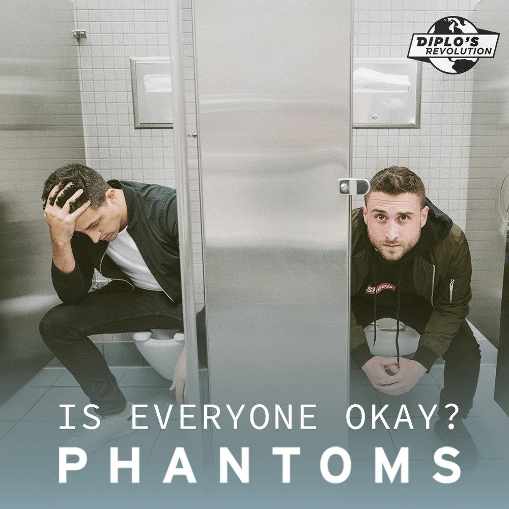 Phantoms Radio Show -