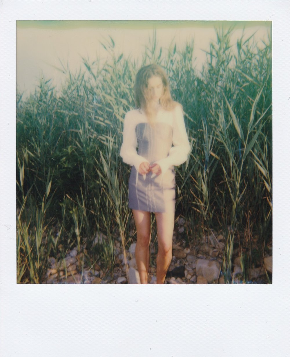 Fashion Polaroid by Fiona y Eduardo