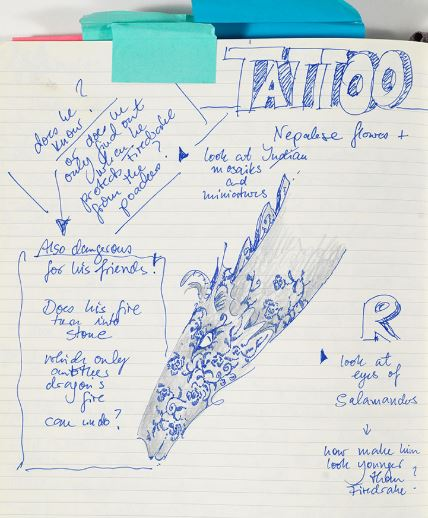 Dragon Rider 2 Notebook_pic5.JPG