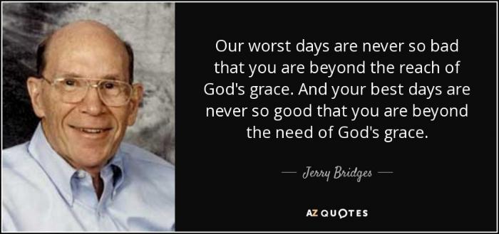 Jerry Bridges 1929-2016