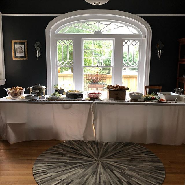 #rvaweddings #intimatewedding #southsiderva #rvacatering