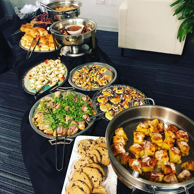 Call us for all of your holiday catering needs. 804-658-3617 #holidaycateringrva #rvacatering #schwabrva #lulabellesrva #holidaycatering #partyrva
