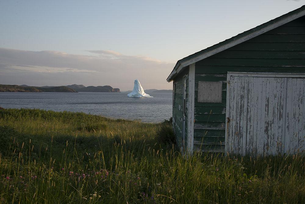 Iceberg View I