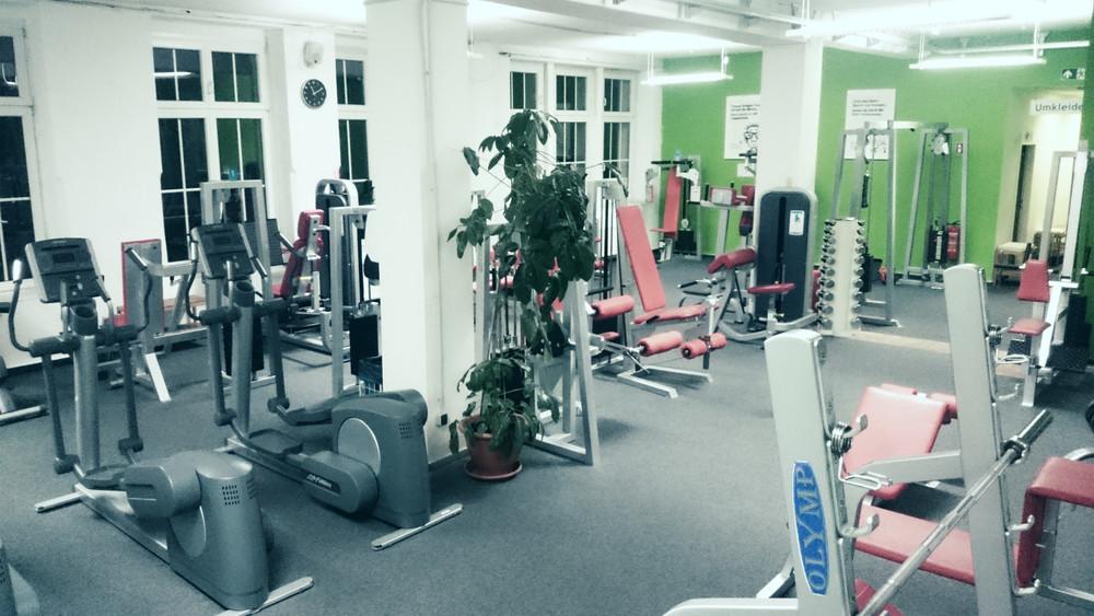 fitnessstudio foto