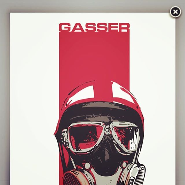 So excited to launch a new line of race inspired artwork offered on #redbubble starting off with vintage inspired illustrations that are printed on everything from #grapictshirts to phone cases. #startup #motorsports #racing  http://www.redbubble.com/people/trackswag/works/22863939-gasser-red?asc=u&p=t-shirt&ref=artist_shop_grid