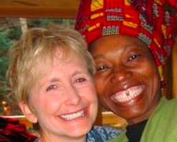 Susan Hough & Sobonfu Somé