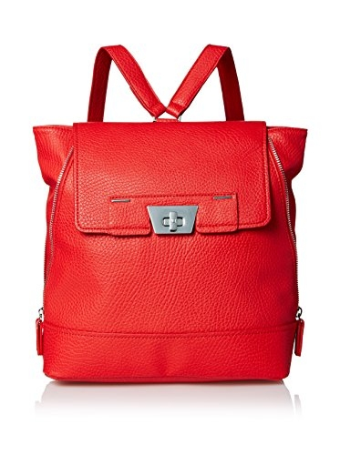 Red backpack-obsession.