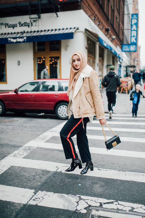 5 Ways To Style Side Striped Pants Summer Albarcha