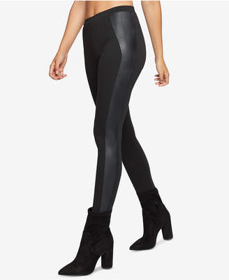 - LEATHER PANTS