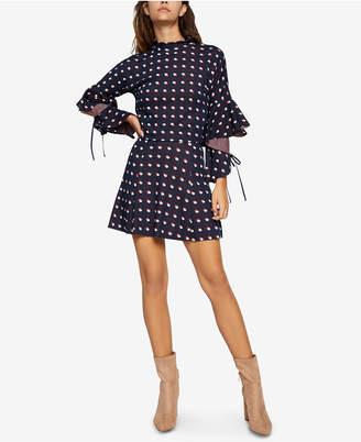 - PRINTED DRESS