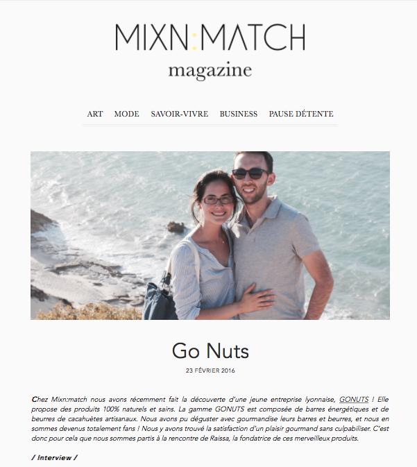Mixn Match -